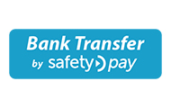 Image result for bank transfer by safety pay